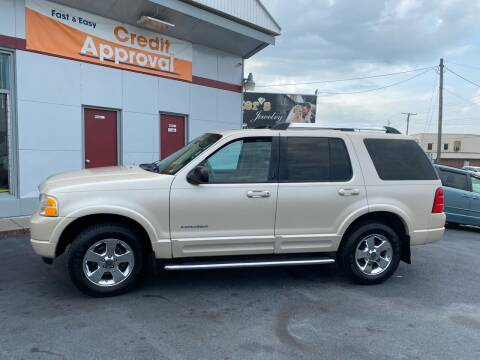 2005 Ford Explorer for sale at All American Autos in Kingsport TN