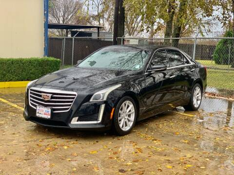 2017 Cadillac CTS for sale at USA Car Sales in Houston TX