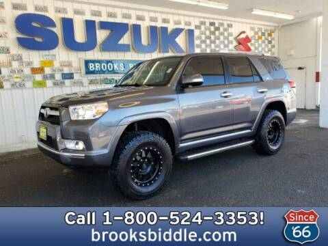2013 Toyota 4Runner for sale at BROOKS BIDDLE AUTOMOTIVE in Bothell WA