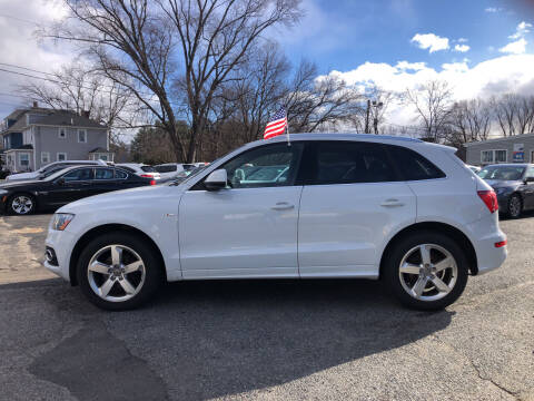 2012 Audi Q5 for sale at Top Line Import in Haverhill MA