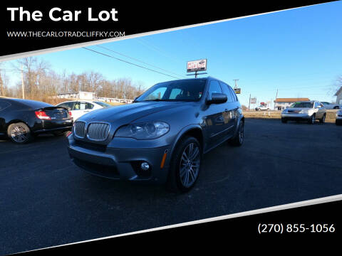 2013 BMW X5 for sale at The Car Lot in Radcliff KY