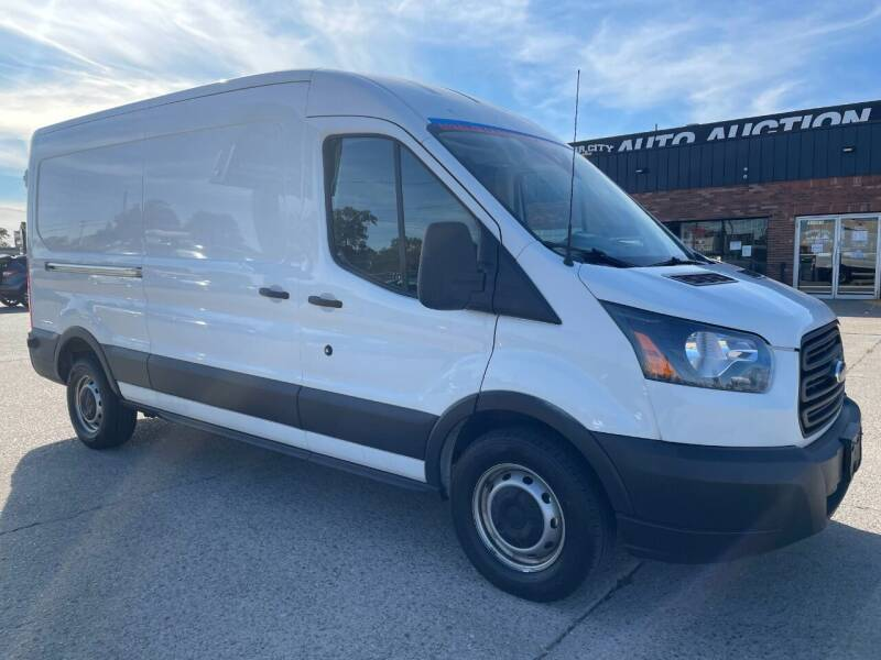 2018 Ford Transit Cargo for sale at Motor City Auto Auction in Fraser MI