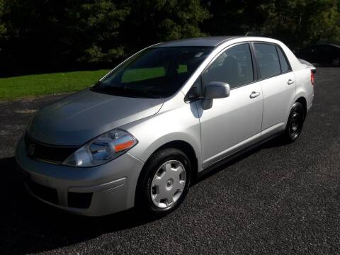2009 Nissan Versa for sale at Discount Auto World in Morris IL