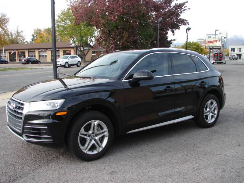 2019 Audi Q5 for sale at Jimmy's Love Bug in Provo UT