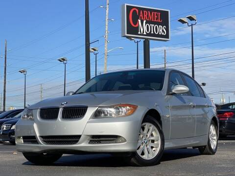 2006 BMW 3 Series for sale at Carmel Motors in Indianapolis IN