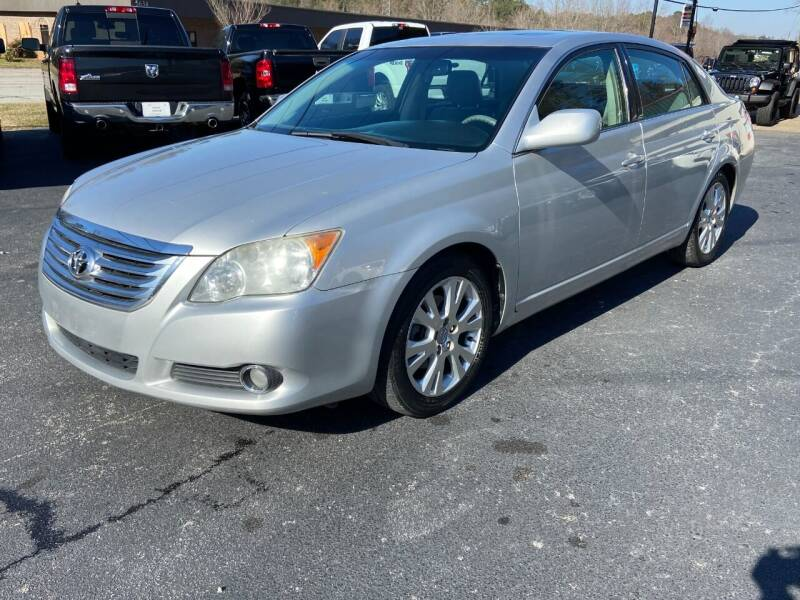 2009 Toyota Avalon for sale at Luxury Auto Innovations in Flowery Branch GA