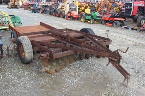 1982 International Trailer Disc Harrow for sale at Vehicle Network - Joe's Tractor Sales in Thomasville NC