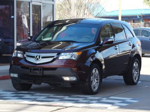 2009 Acura MDX for sale at Drive Town in Houston TX