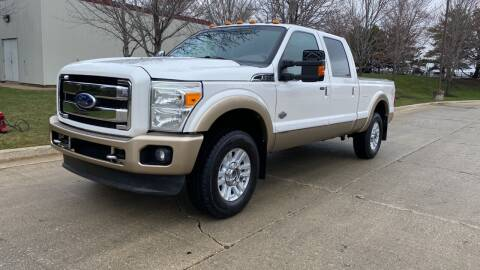2012 Ford F-250 Super Duty for sale at Western Star Auto Sales in Chicago IL