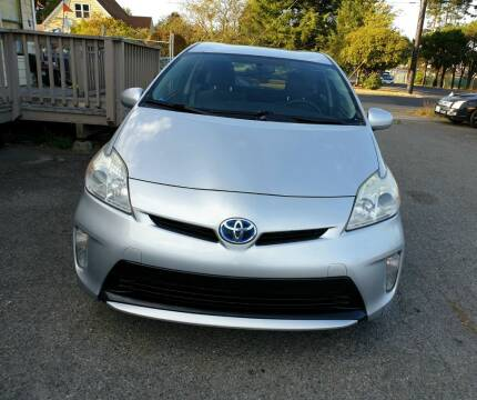 2013 Toyota Prius for sale at Life Auto Sales in Tacoma WA