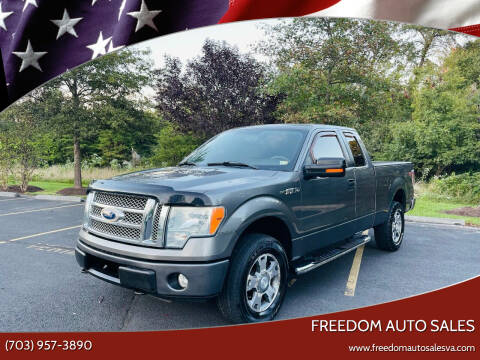 2010 Ford F-150 for sale at Freedom Auto Sales in Chantilly VA
