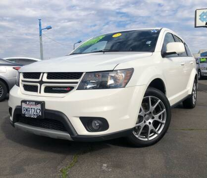 2018 Dodge Journey for sale at LUGO AUTO GROUP in Sacramento CA