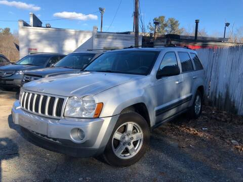 2006 Jeep Grand Cherokee for sale at Royal Crest Motors in Haverhill MA
