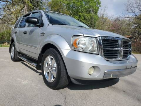 2007 Dodge Durango for sale at Thornhill Motor Company in Lake Worth TX