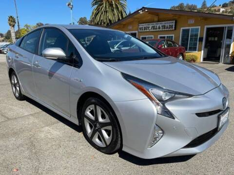 2016 Toyota Prius for sale at MISSION AUTOS in Hayward CA