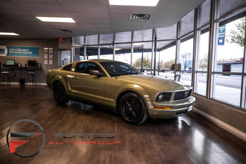 2006 Ford Mustang for sale at Fortis Auto Group in Las Vegas NV