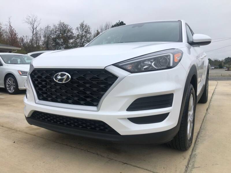 2019 Hyundai Tucson for sale at A&C Auto Sales in Moody AL