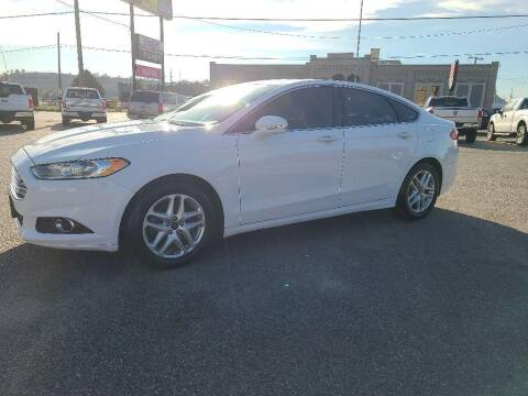 2014 Ford Fusion for sale at Kessler Auto Brokers in Billings MT