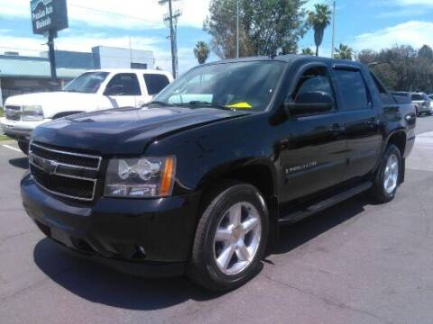 2008 Chevrolet Avalanche for sale at Shamrock Group LLC #1 in Pleasant Grove UT