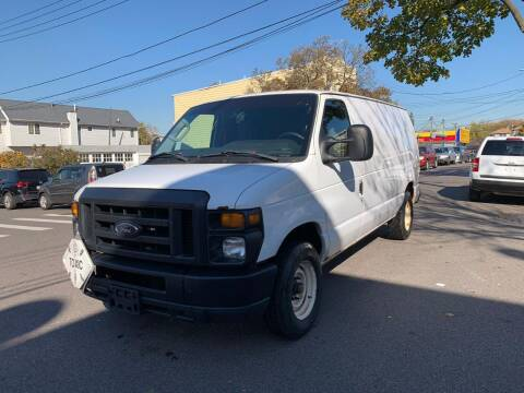 2010 Ford E-Series Cargo for sale at Kapos Auto, Inc. in Ridgewood, Queens NY