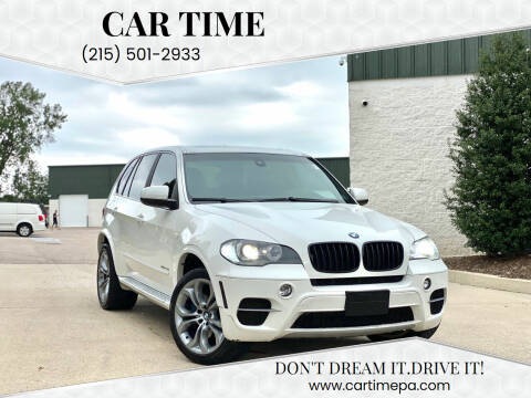 2011 BMW X5 for sale at Car Time in Philadelphia PA