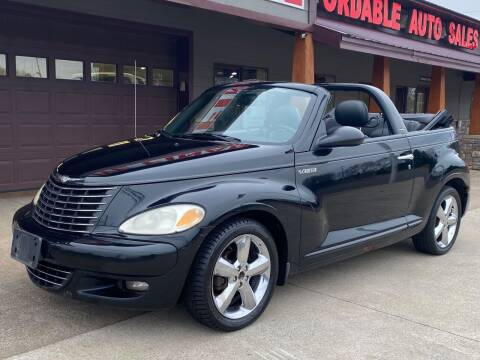 2005 Chrysler PT Cruiser for sale at Affordable Auto Sales in Cambridge MN