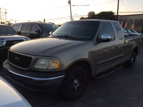 2001 Ford F-150 for sale at Allen Motor Co in Dallas TX