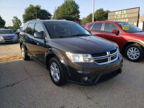 2012 Dodge Journey for sale at RAGINS AUTOPLEX in Kennett MO