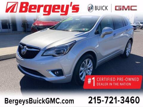 2019 Buick Envision for sale at Bergey's Buick GMC in Souderton PA