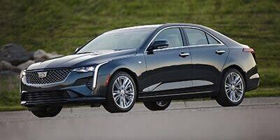 2021 Cadillac CT4 Luxury 4dr Sedan - Houston TX