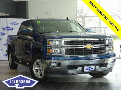 2015 Chevrolet Silverado 1500 for sale at Bachrodt on State in Rockford IL