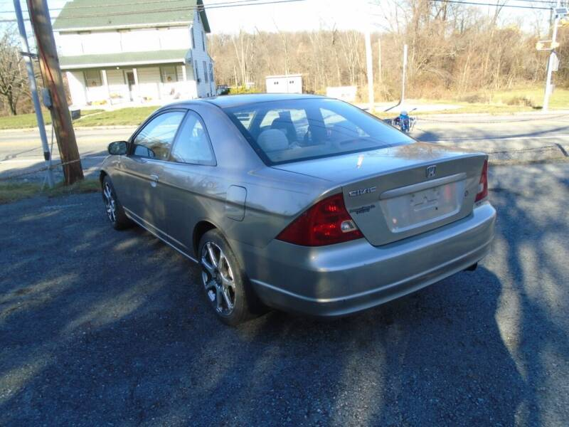 2003 Honda Civic EX 2dr Coupe - Etters PA