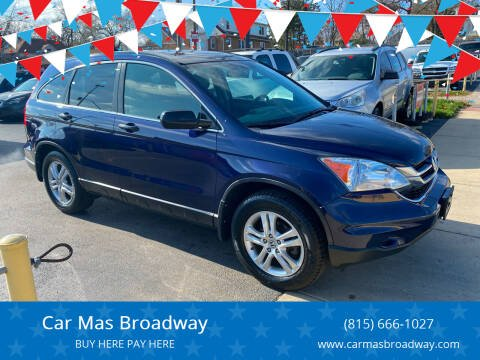 2010 Honda CR-V for sale at Car Mas Broadway in Crest Hill IL