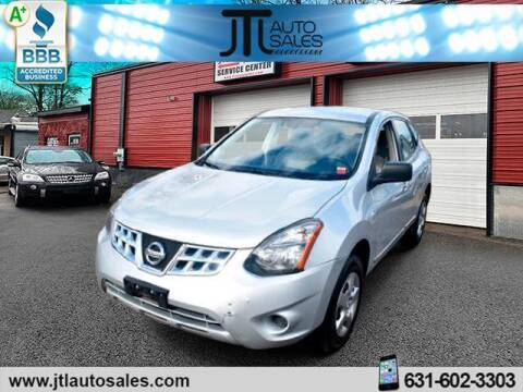 2014 Nissan Rogue Select for sale at JTL Auto Inc in Selden NY