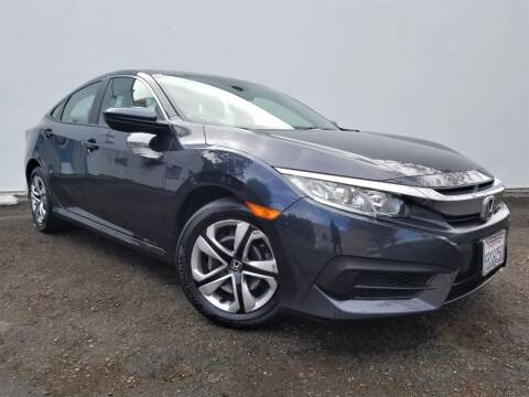 2017 Honda Civic for sale at Planet Cars in Berkeley CA