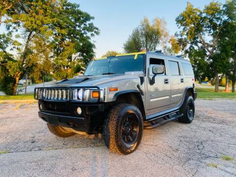 2003 HUMMER H2 for sale at Xtreme Auto Mart LLC in Kansas City MO