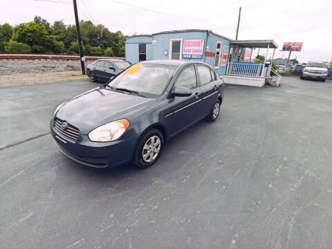 2009 Hyundai Accent for sale at DISCOUNT AUTO SALES in Murfreesboro TN