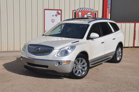 2010 Buick Enclave for sale at V12 Auto Group in Lubbock TX