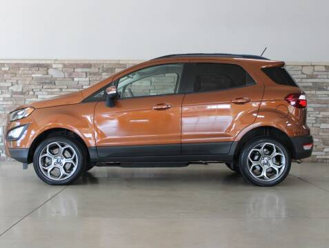 2018 Ford EcoSport for sale at Bud & Doug Walters Auto Sales in Kalamazoo MI