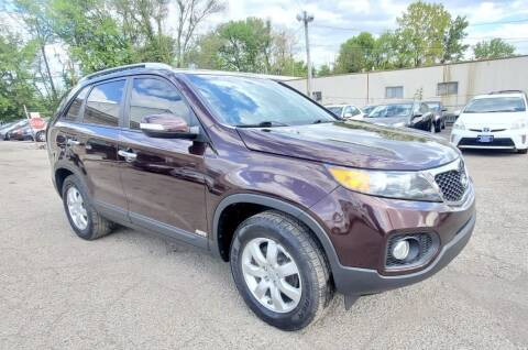 2012 Kia Sorento for sale at Nile Auto in Columbus OH