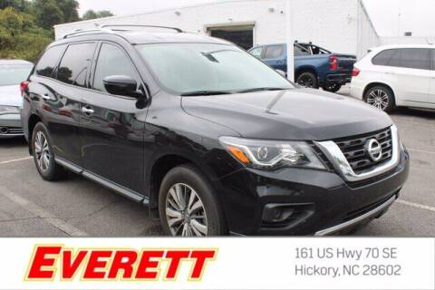 2019 Nissan Pathfinder for sale at Everett Chevrolet Buick GMC in Hickory NC