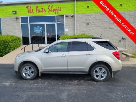 2015 Chevrolet Equinox for sale at The Auto Shoppe in Springfield MO