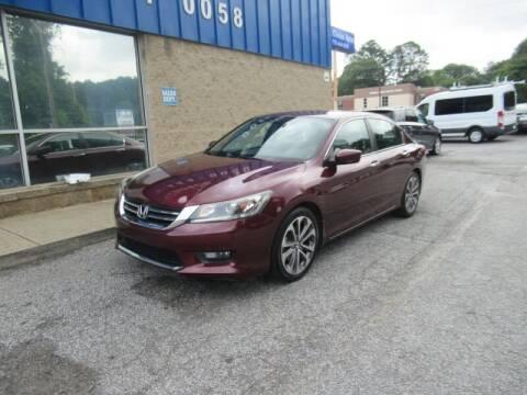 2015 Honda Accord for sale at 1st Choice Autos in Smyrna GA