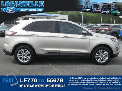 2018 Ford Edge for sale at Loganville Quick Lane and Tire Center in Loganville GA