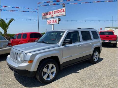 2013 Jeep Patriot for sale at Dealers Choice Inc in Farmersville CA