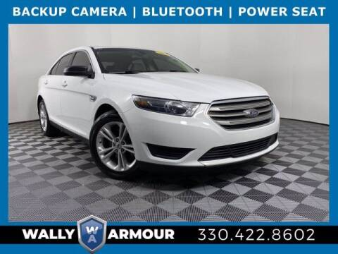 2016 Ford Taurus for sale at Wally Armour Chrysler Dodge Jeep Ram in Alliance OH