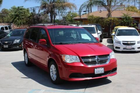 2013 Dodge Grand Caravan for sale at Car 1234 inc in El Cajon CA