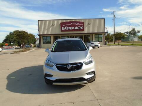 2018 Buick Encore for sale at Eastep Auto Sales in Bryan TX