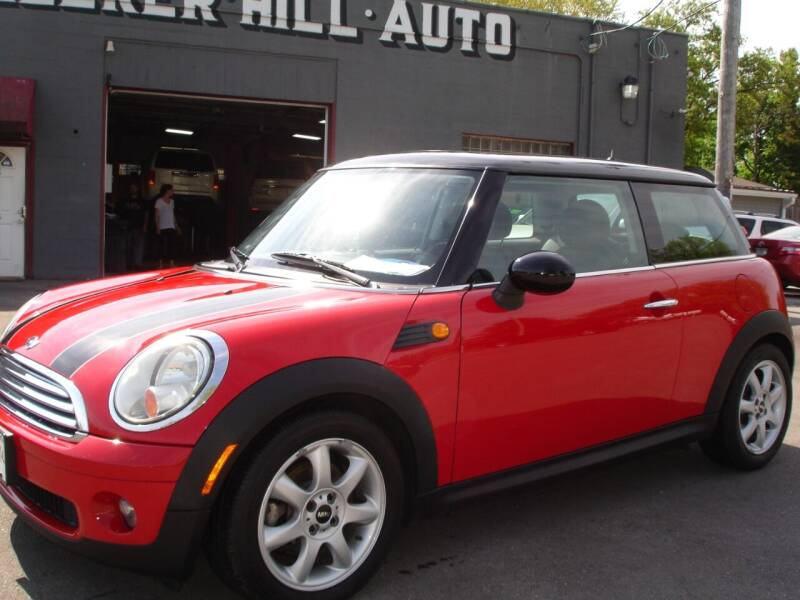 2010 MINI Cooper for sale at Meeker Hill Auto Sales in Germantown WI