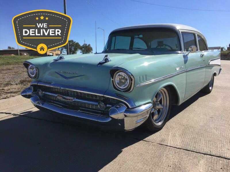 1957 Chevrolet 210 for sale at Melton Chevrolet in Belleville KS